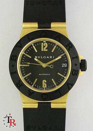 1ae2edc001b1c Reloj Bulgari de segunda mano en WALLAPOP