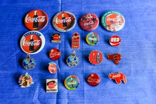 Pines: Coca-Cola, Hard Rock Cafe, Planet Hollywood