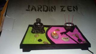 jardín zen pequeño