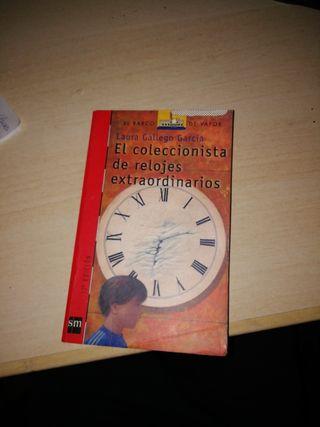 el coleccionista de relojes extaordinarios