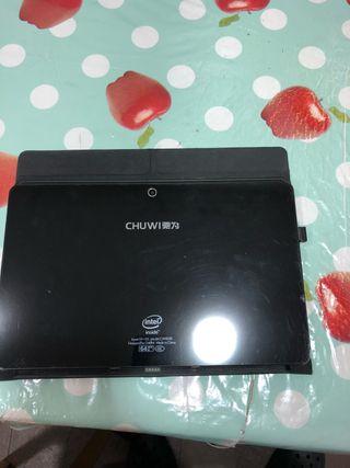 Chuwi Vi10 + teclado dual boot android windows
