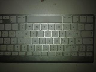 teclado inalanbrico apple