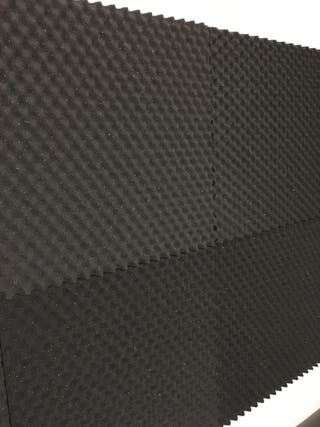 Paneles absorbentes acústicos