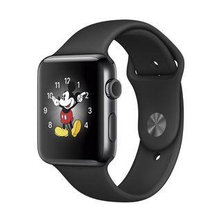 Apple watch series 2 acero inoxidable negro 42mm