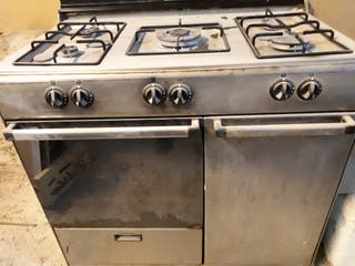Cocinas de gas butano de segunda mano en wallapop - Cocina butano segunda mano ...