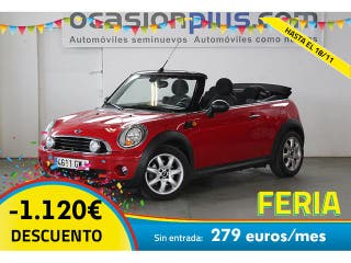 MINI MINI Cabrio One 72 kW (98 CV)