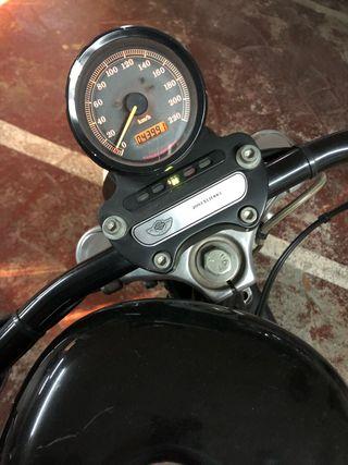 Harley Davidson Sportster 883 del Centenario