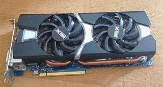 Sapphire dual-x R9 280 3gb Tarjeta Grafica PCI-E