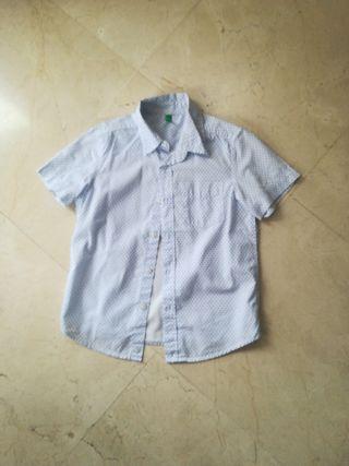 camisa Benetton niño 4/5