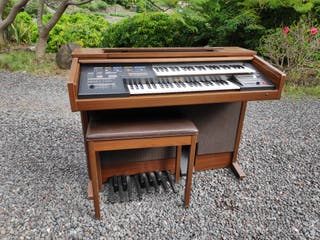 Órgano Yamaha Electrones ME-300F