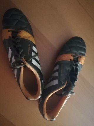 botas adidas futbol multitaco talla 43