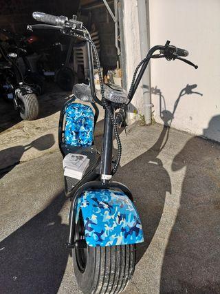 Moto/Paitene electrica CITYCOCO
