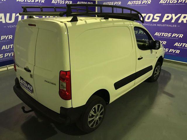 Peugeot Partner 2011 4X4