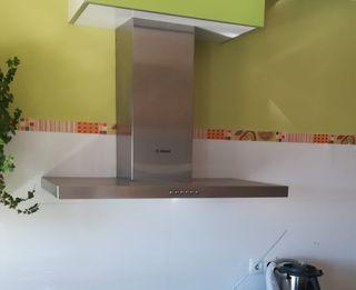 campana extractora Bosch cocina
