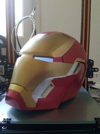 Casco de Ironman