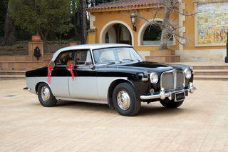 Rover P5 3 Litre Sedán 1965