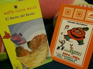 Libro infantil juvenil