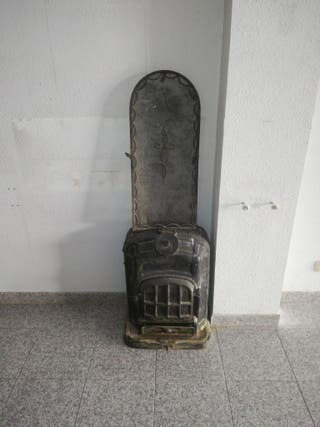 chimenea antigua