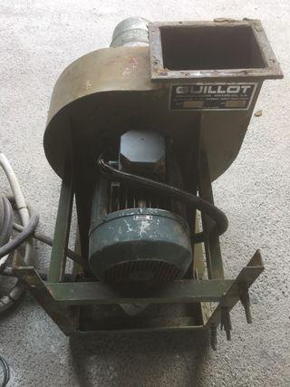 Extractor industrial Carpinteria
