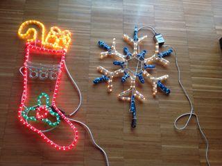 Luces de navidad de exterior