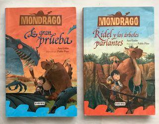 Libros MONDRAGÓ 1 y 2