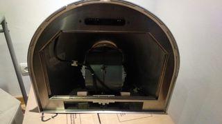 Campana extractora 60 cms acero inox
