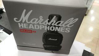 Auriculares Marshall major FX