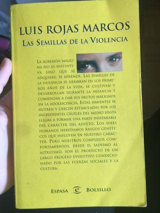 Luis rojas marcos las semillas de la violencia