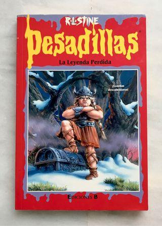 PESADILLAS La leyenda perdida