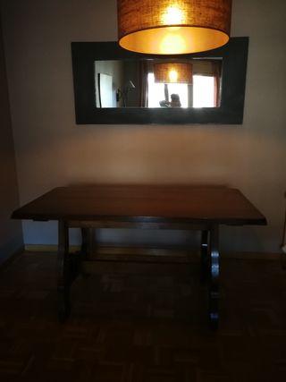 Oportunidad!! Mesa madera maciza