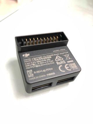 DJI Mavic 2 Adaptador USB Power Bank