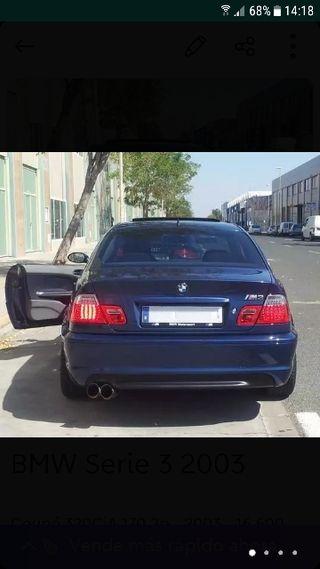 BMW E46 320 COUPE