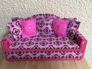 Sofá de muñecas (Barbie)