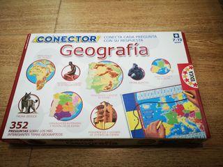 Conector Geografia