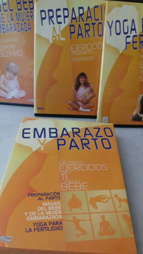 51a211b72 Lote 3 dvd embarazo de segunda mano por 8 € en Sant Vicenç de ...