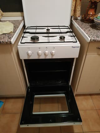 Cocinas de gas con horno de segunda mano en WALLAPOP
