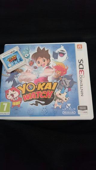 Juego Nintendo 3ds Yo-kai Watch