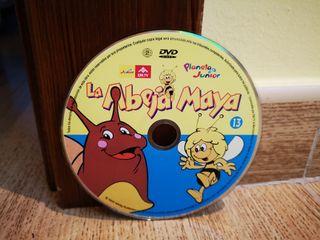 Colección DVDs de la Abeja Maya