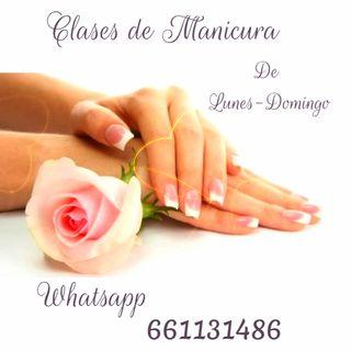 CLASES DE MANICURA