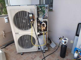 Instalador y mantenimiento de aires acondicionados