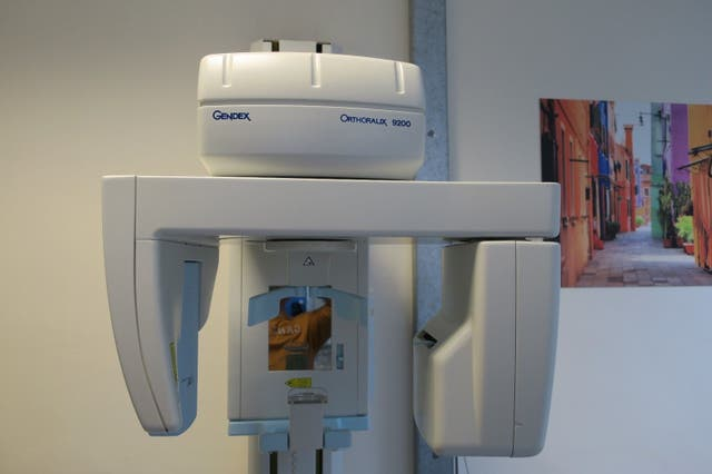 material clinica dental