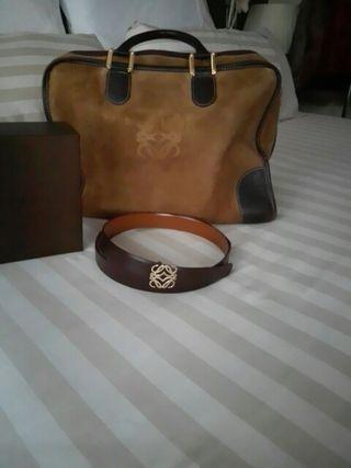 cinturón Loewe original.