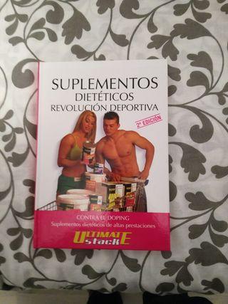 libro suplementos dietéticos