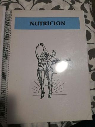 libro nutrición