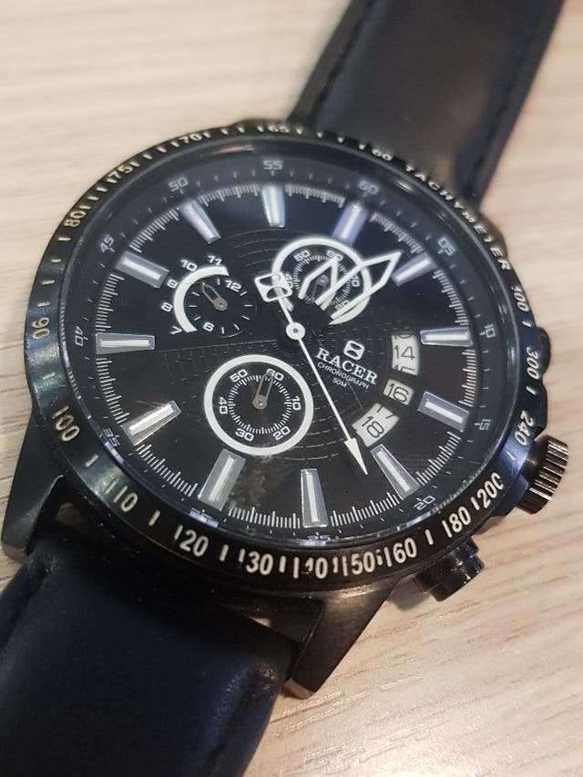 d706f05871a8 Reloj RACER R100 Chronograph de segunda mano por 30 € en Lleida en ...