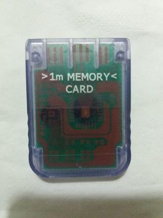 Memory Card para Playstation Ps1 Ps2