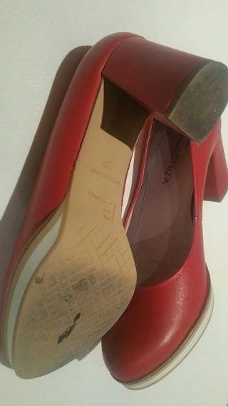 Wonder rojos tacón tacón Zapatos rojos Zapatos tacón Wonder Zapatos rojos Bx85OAq