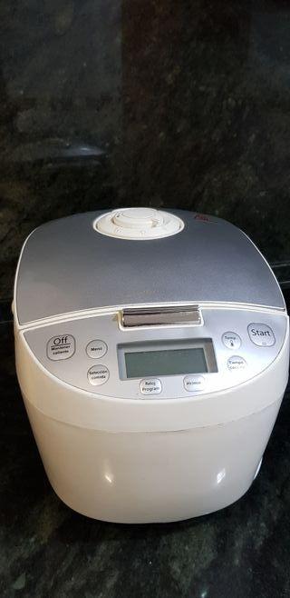 Robot de cocina. Maxicook de Superchef