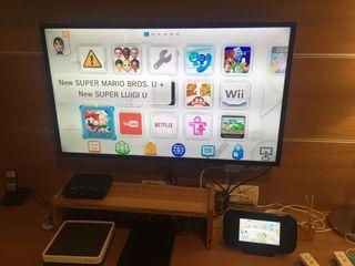 Wii U juegos y mandos pack
