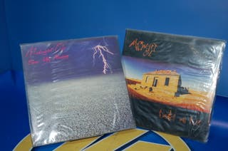 Vinilos discos lps -Midnight Oil 2 discos
